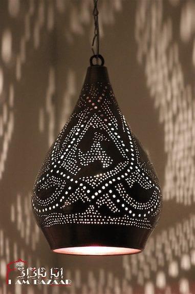 Hanglamp Naaumi donker