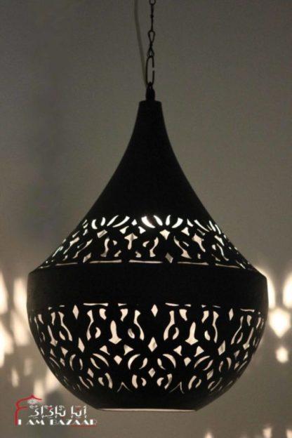 Design hanglamp Nahlaa zwart (XL)