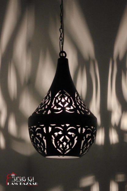 Hanglamp zwart