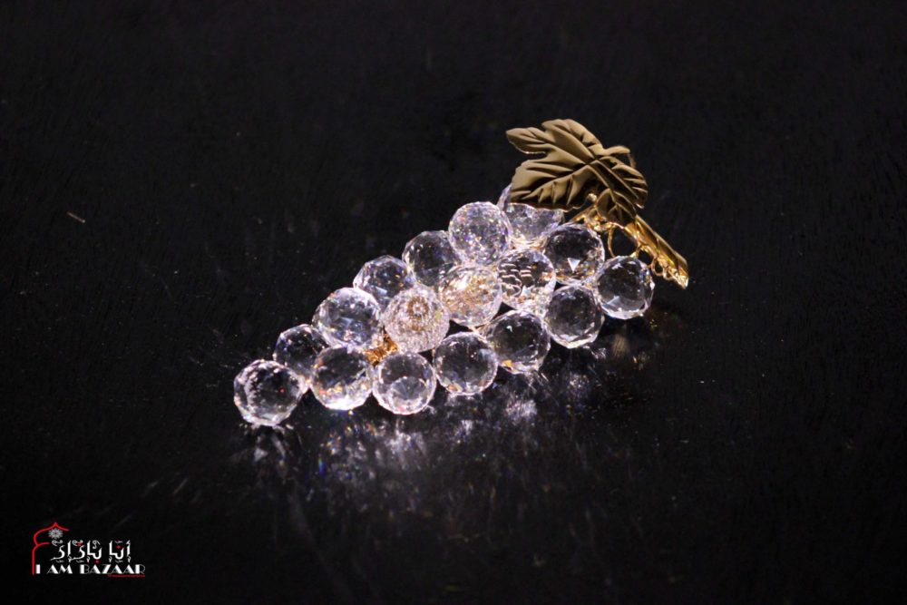 Kristal Lampen Amsterdam : Druiventros van kristal asfour i am bazaar