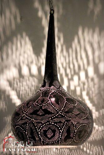 hanglamp Hat donker